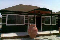 majlis-tents