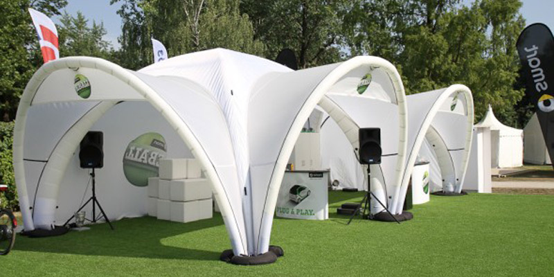 Smart Tents & Smart Tents | Arabian Tents