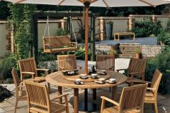 Patio-Teak-Dining-Set-With-Umbrella-Set