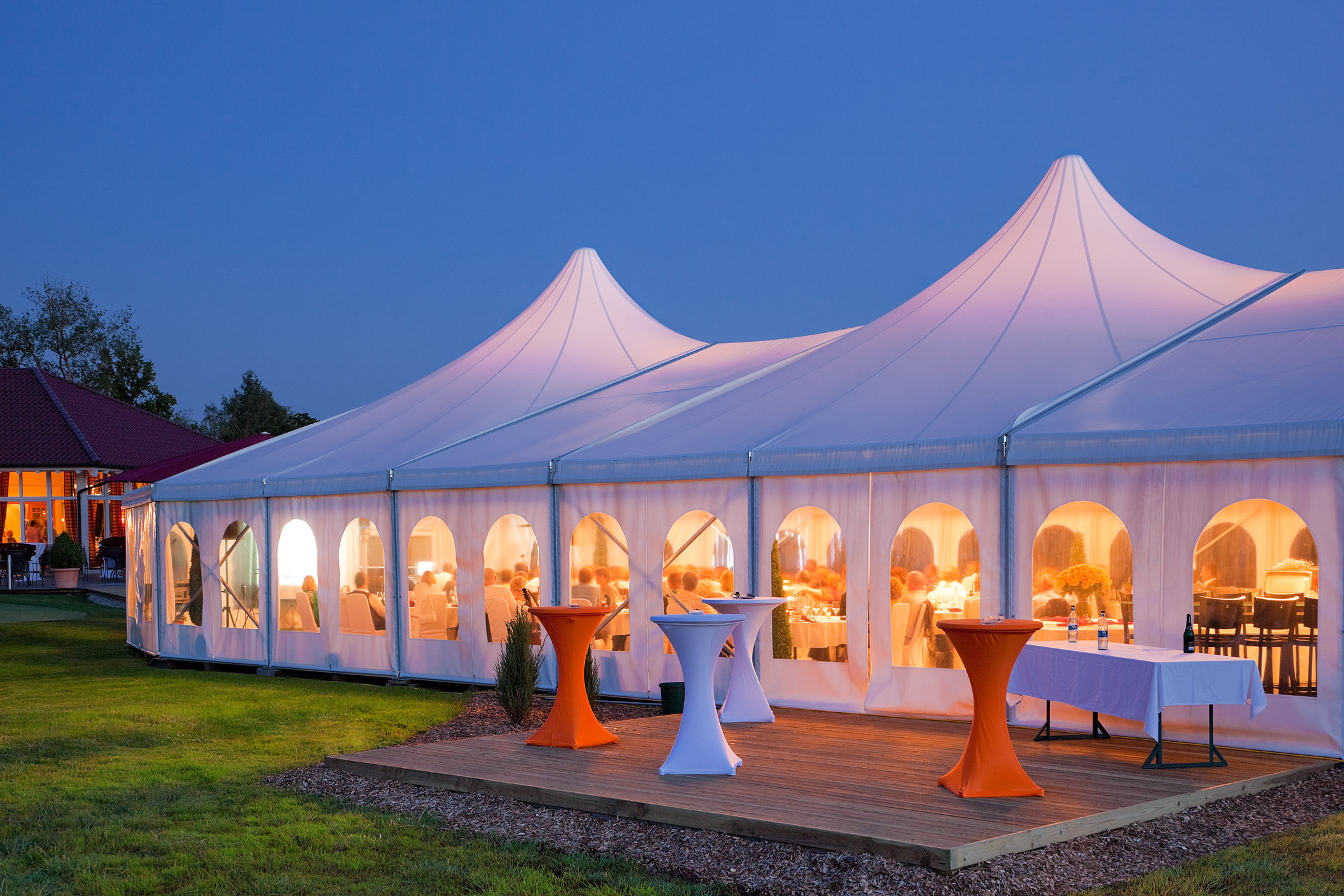Tents Manufacturers & Arabian Tents